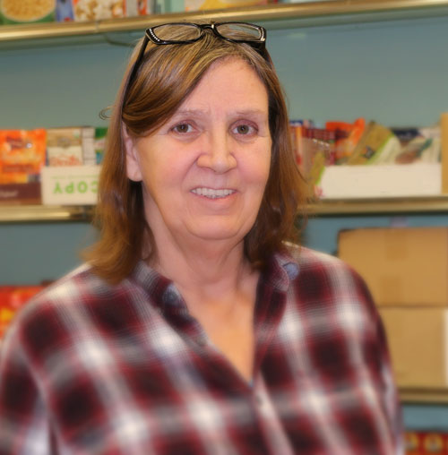 Vicki Jones Monthony - Horicon Food Pantry Supervisor