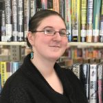 Kawana Smith, Library Clerk